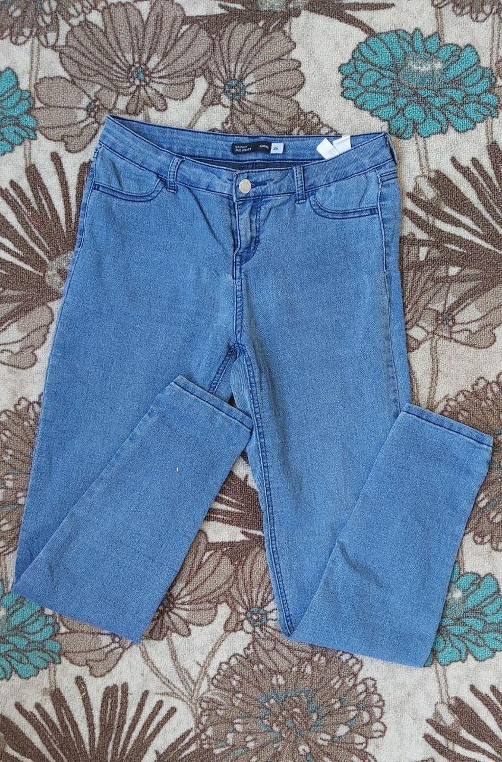 Sinsay skinny teksas pantalone