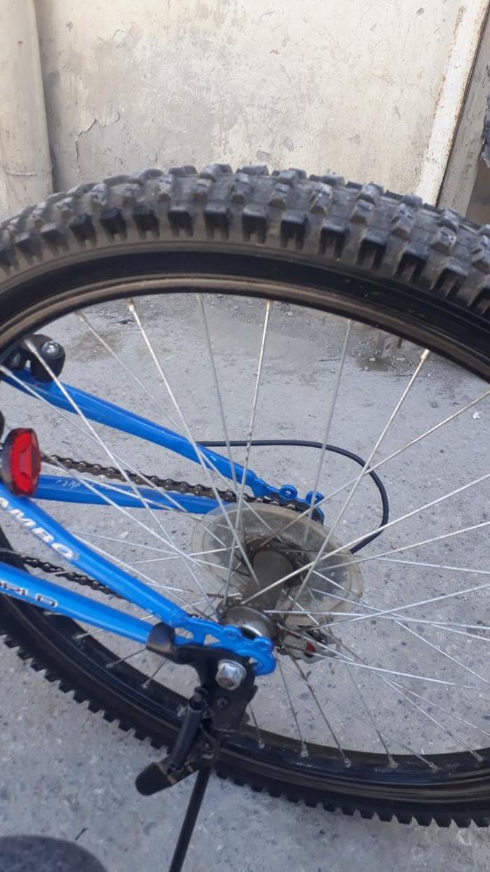 24 lüg rambo velosipedi yaxşı vəziyyətdədir . Photo 2