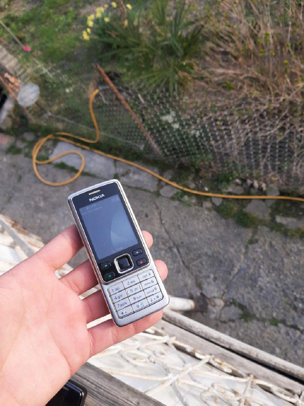 Nokia 6300 prablemsiz