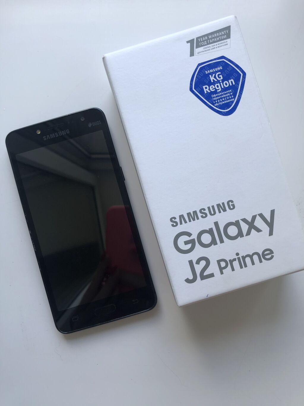 Б/у Samsung Galaxy J2 Prime 8 ГБ Черный