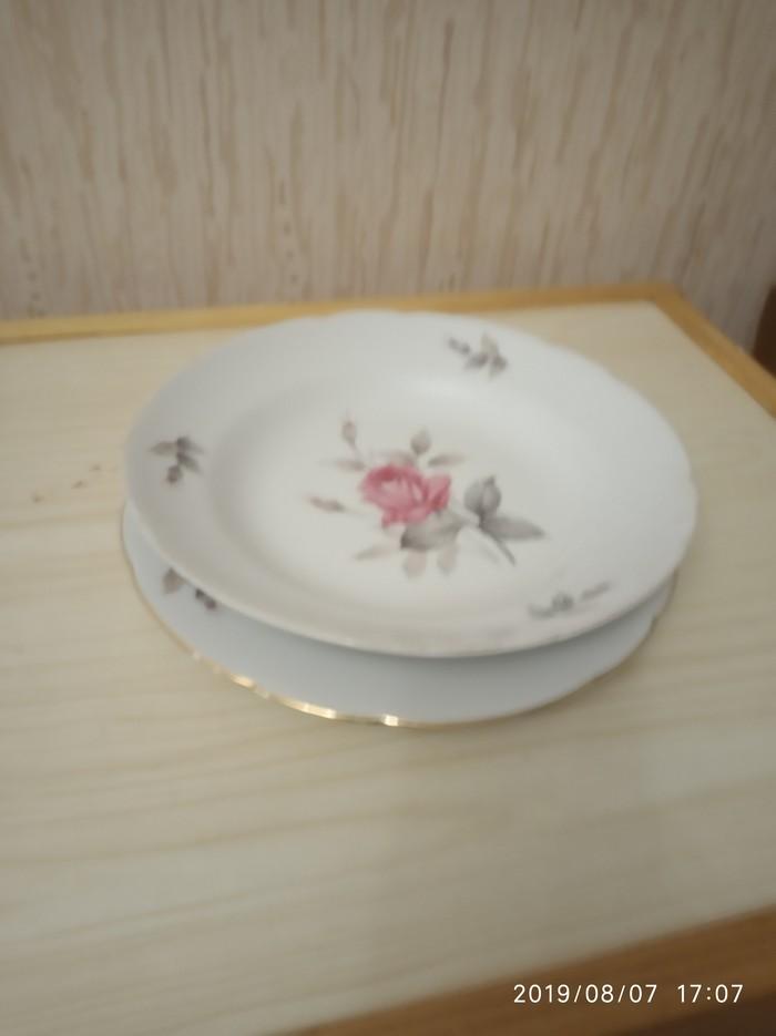 Набор тарелок 6шт,Япония. Цена за набор.. Photo 1