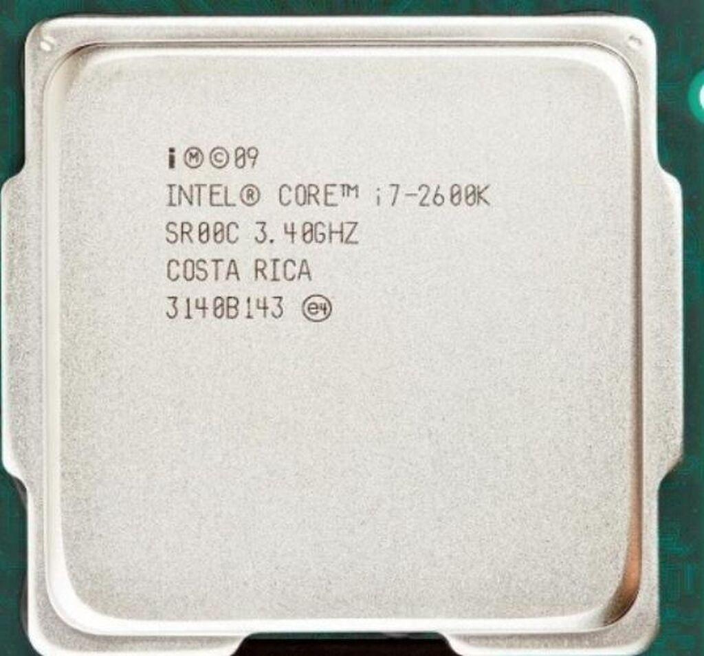 I7 2600