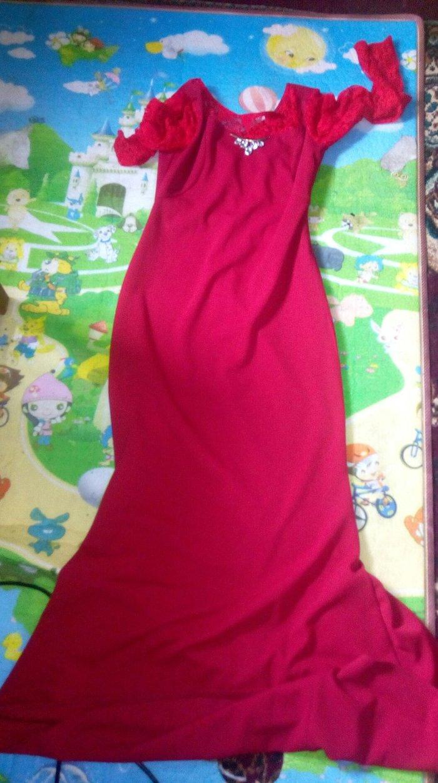 Вечернее платье за 1500