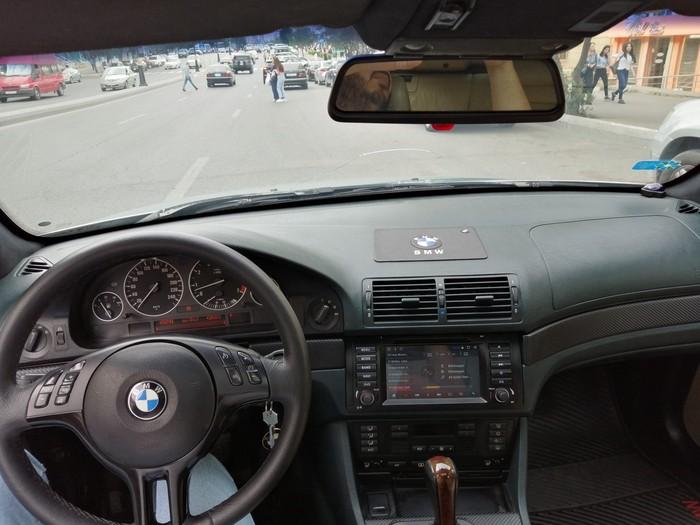 BMW 523 1996. Photo 8