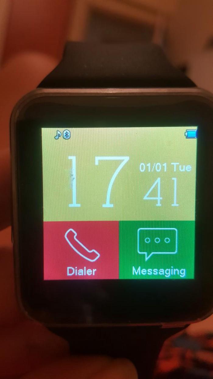 Smart watch. Photo 0
