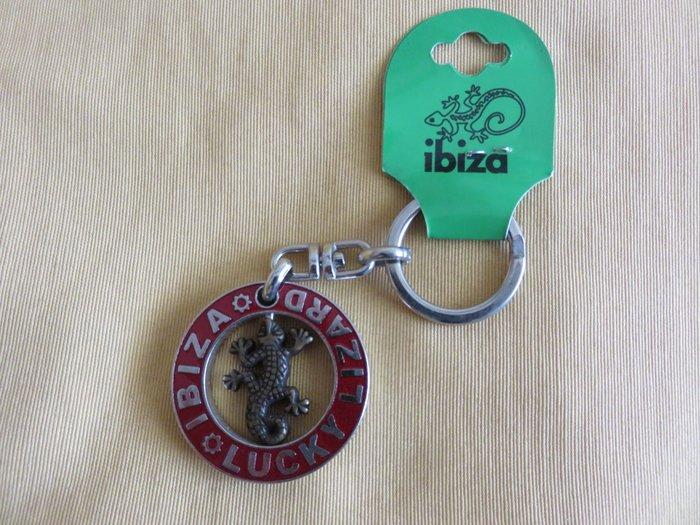 Μπρελοκ Lucky Lizard Ibiza. σε Χαλάνδρι