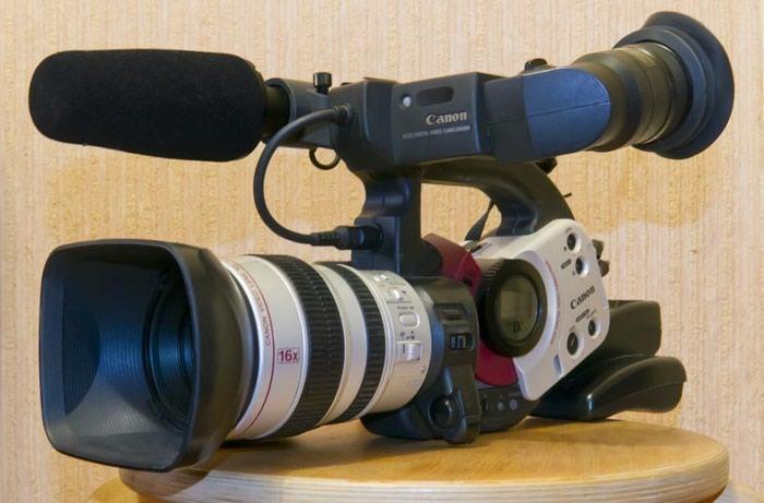 Продам видео камера Canon MD-XL1E камера в хорошем состоянии в Душанбе