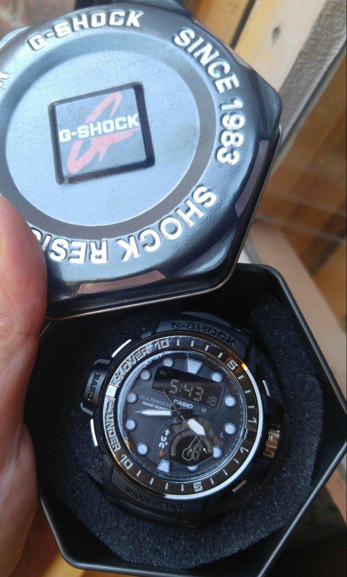 f7dd3783a6c Casio g shock-gulf master