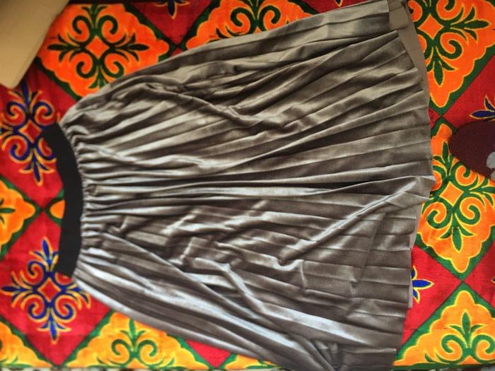 Велюровая юбка. в Бишкек