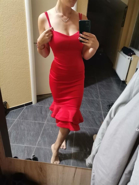 NOVA Blondy haljina nikad nosena, obucena samo za ovu sliku: NOVA Blondy haljina nikad nosena, obucena samo za ovu sliku