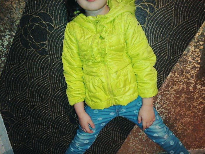 Куртка на девочку 2-3 года. Photo 2