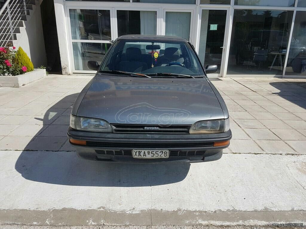 Toyota Corolla 1.3 l. 1989   320858 km