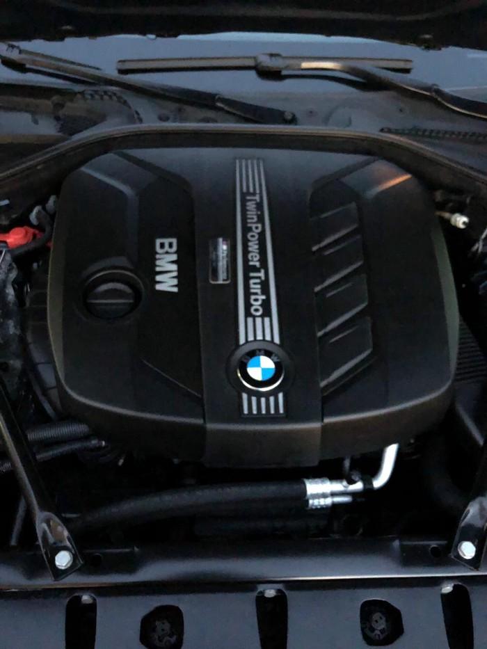 BMW 520 2013. Photo 2