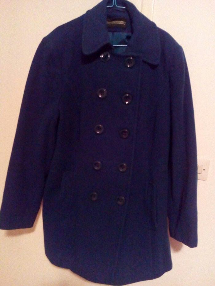Ženske jakne - Ruma: Ženska jakna tamno tirkizno plava,prijatna za nošenje,postavljena