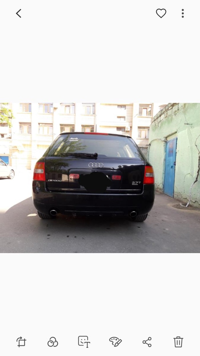 Audi Allroad 2003. Photo 5