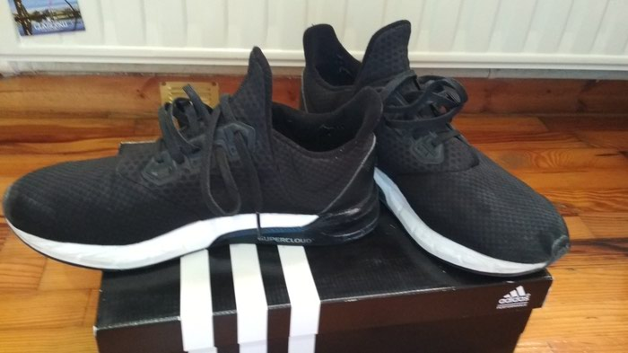 Adidas running ανδρικά ν.46 χωρίς έξοδα αποστολής. Photo 1