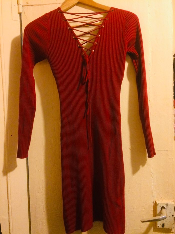 Dress for woman size S/M . Photo 1