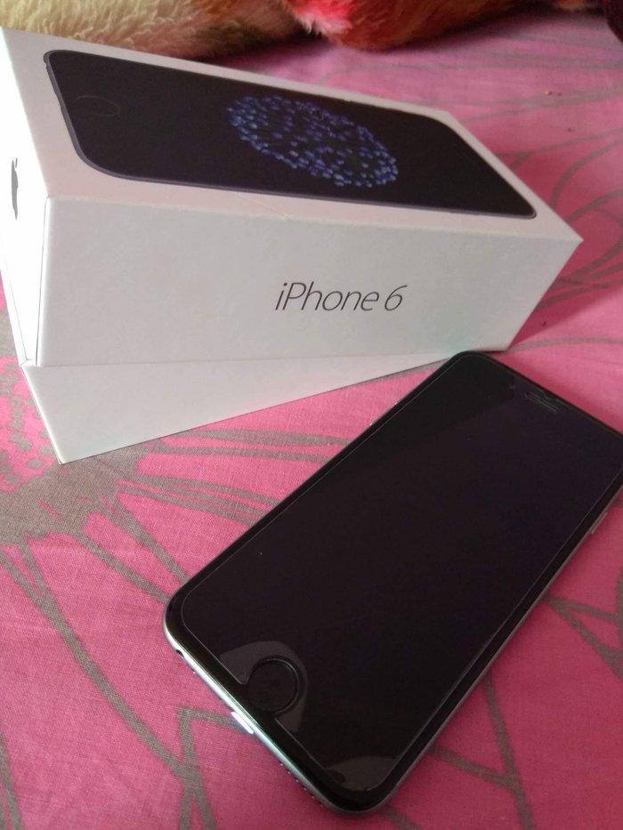 Πωλητε iPhone 6 32gb σχεδον ολοκαινουργιο, χρησιμοποιημενο μονο 2 μηνε σε Καβάλα