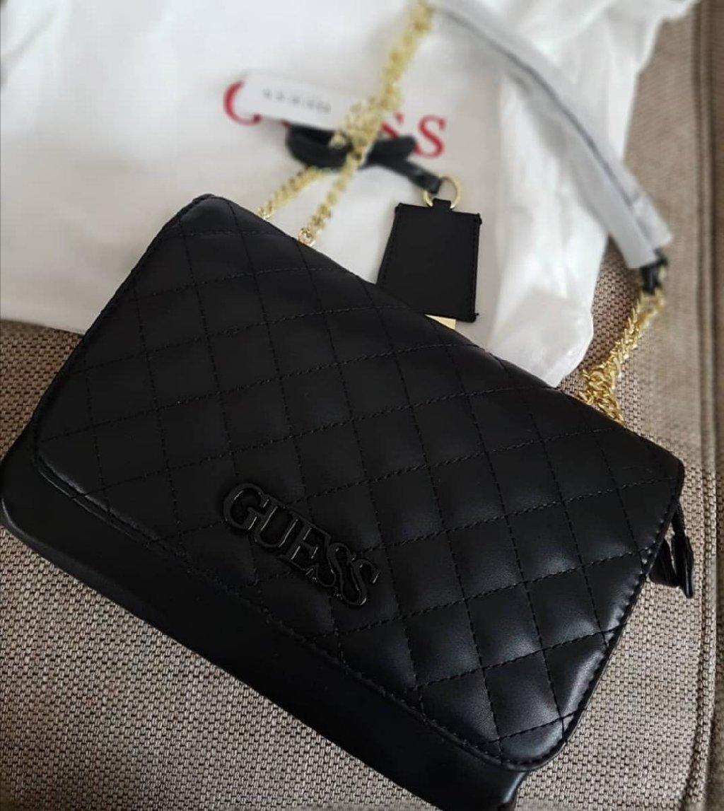 Original guess torba, nosena 2x, kupljena u f&f