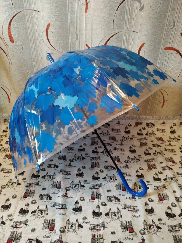 Женские зонты трость