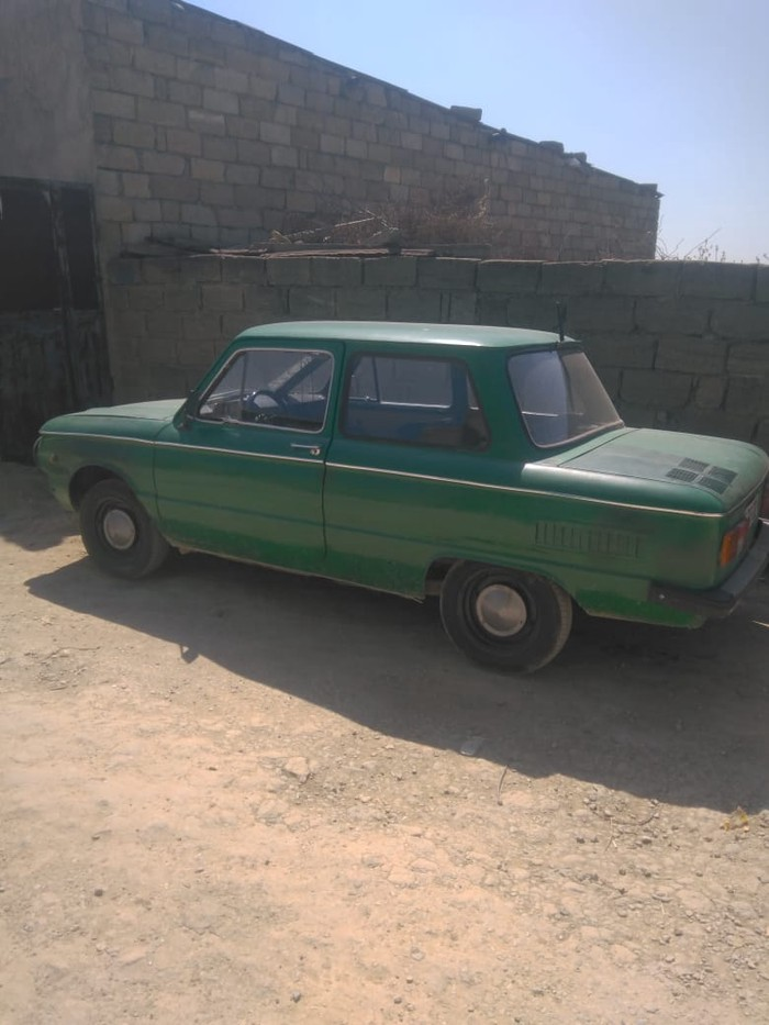 ZAZ 968 Zaporozhec 1990. Photo 3