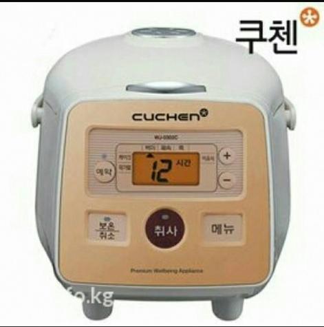 Мультиварка cuchen wj-0302c 2 литра (Корея) в Оше