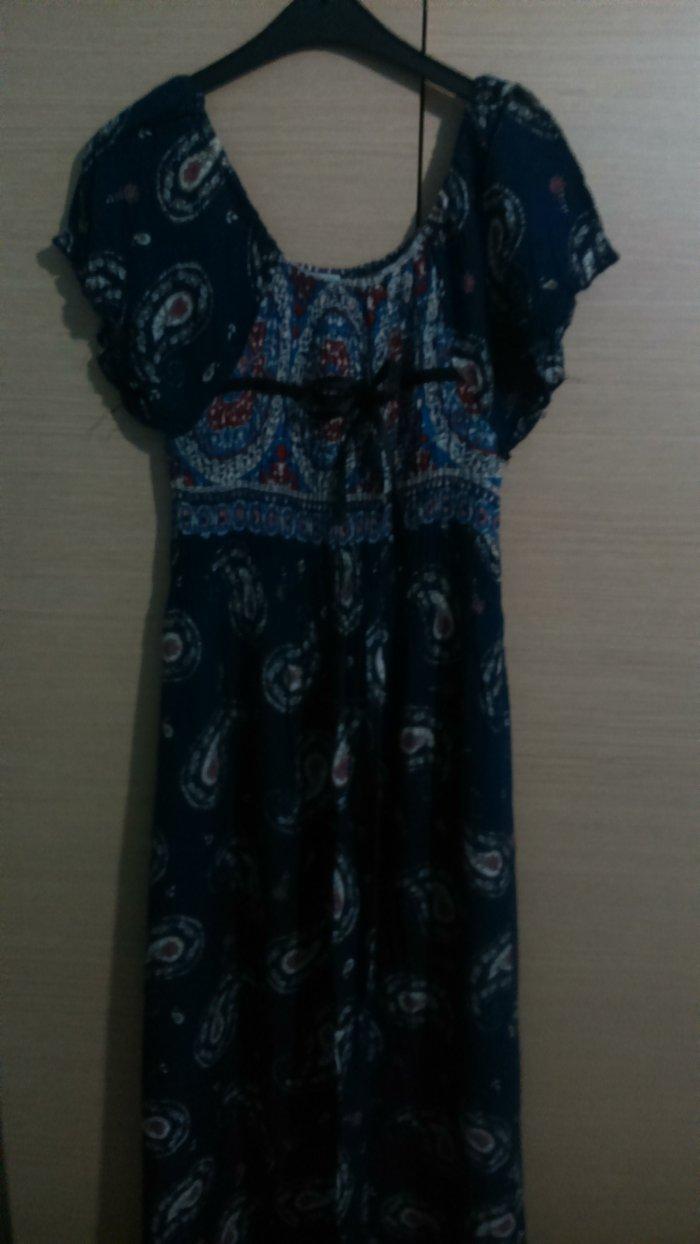 Φόρεμα μακρύ σε άριστη κατάσταση, μέγεθος large.. Photo 0