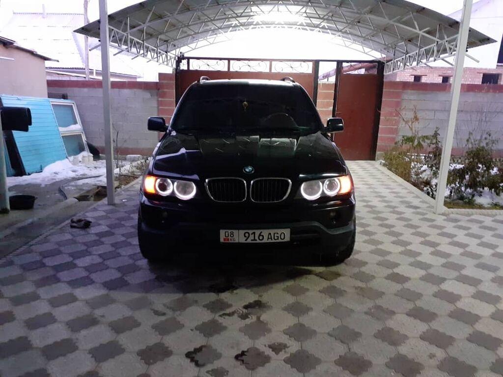 BMW X5 4.4 л. 2001 | 12 км: BMW X5 4.4 л. 2001 | 12 км