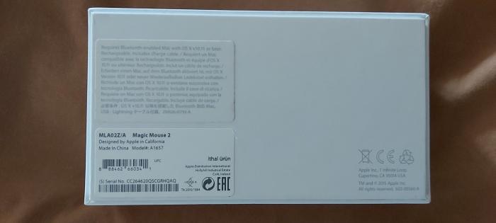 Apple Magic Mouse 2. Photo 2