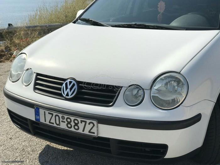 Volkswagen Polo 2002. Photo 4