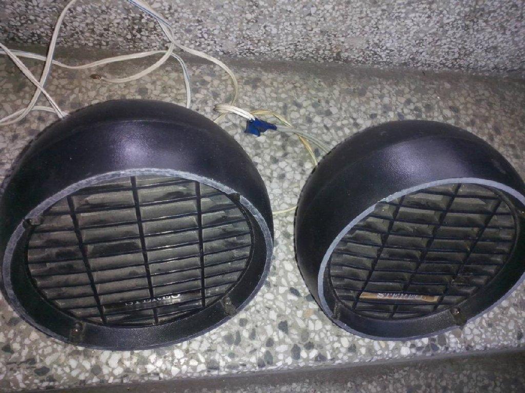 Zvučnici za auto - spoljni ( 8oma,5w)