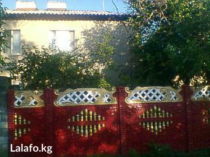 Прод. коттедж 2 эт. 105кв. м на 12 сот.. современный. евро. in Бишкек