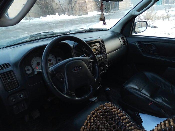 продаю форд маверик 2003 года в отличном состоянии механика об 2. 0 в  в Лебединовка