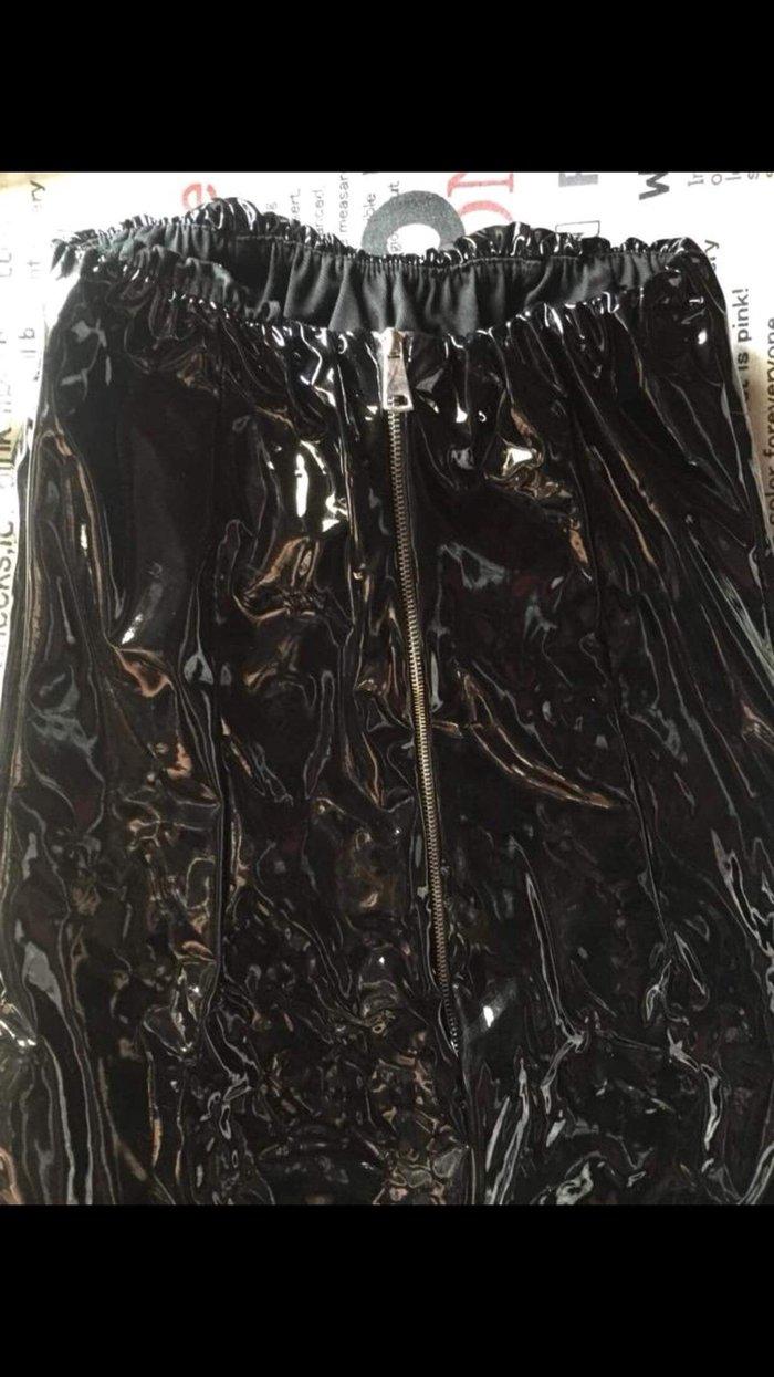 Φουστανι small vinyl μινι μαυρο τελειως αφορετο υπεροχη εφαρμογη . . Photo 2
