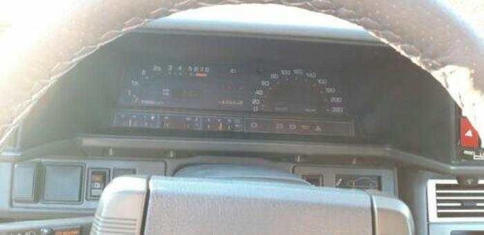 Mazda 929 1987. Photo 7
