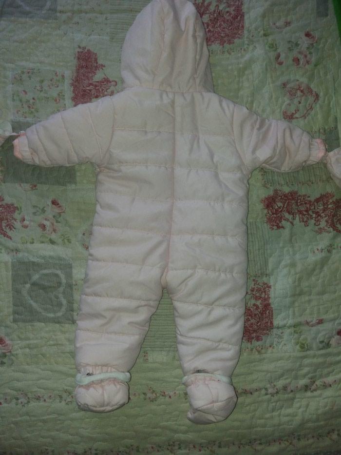 Skafander za bebe od 0-6 meseci,kao nov obucen dva,tri puta. Photo 3