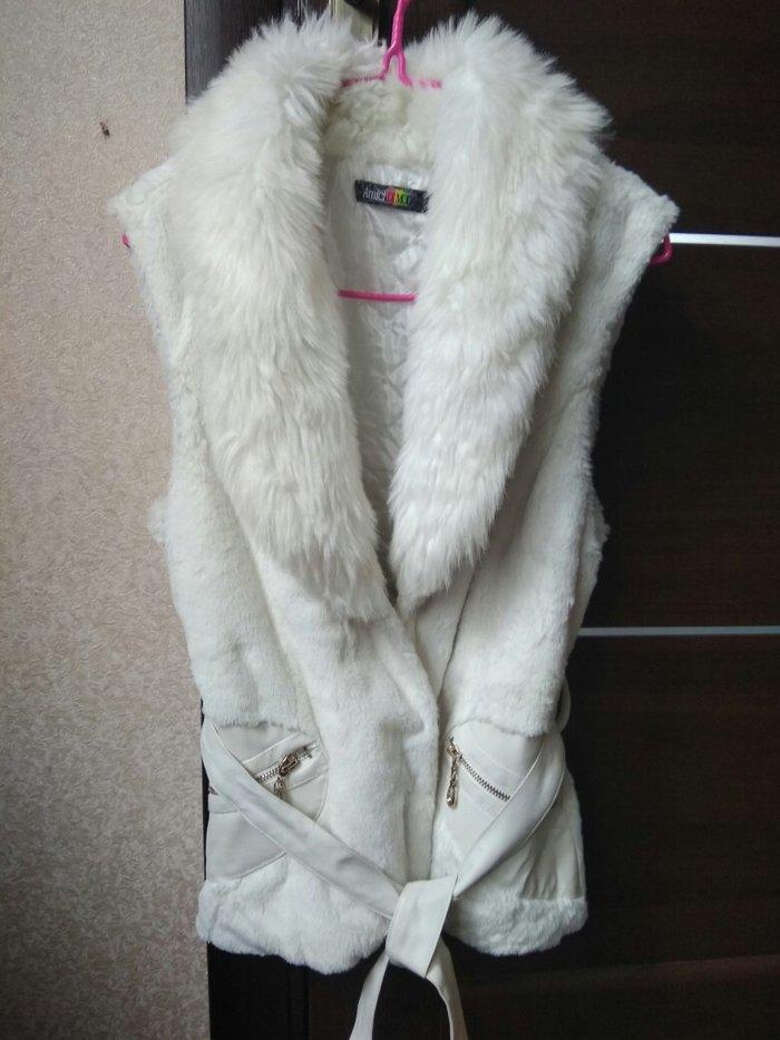 Женская жилет отдам за 400 размер 44-46 в Бишкек