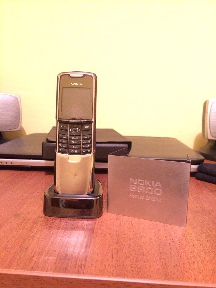 Bakı şəhərində Nokia 8800