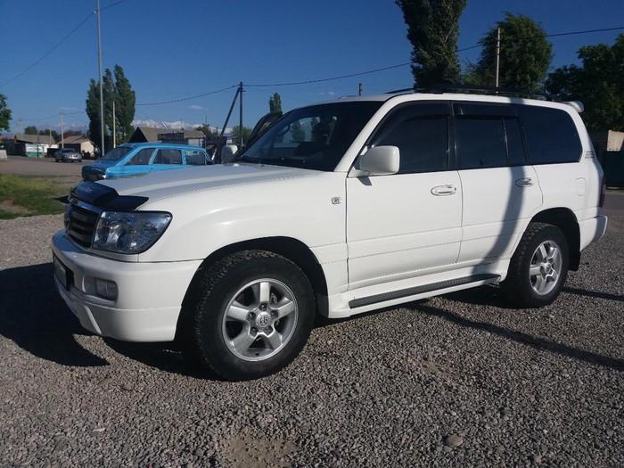 Toyota Land Cruiser 2001. Photo 1