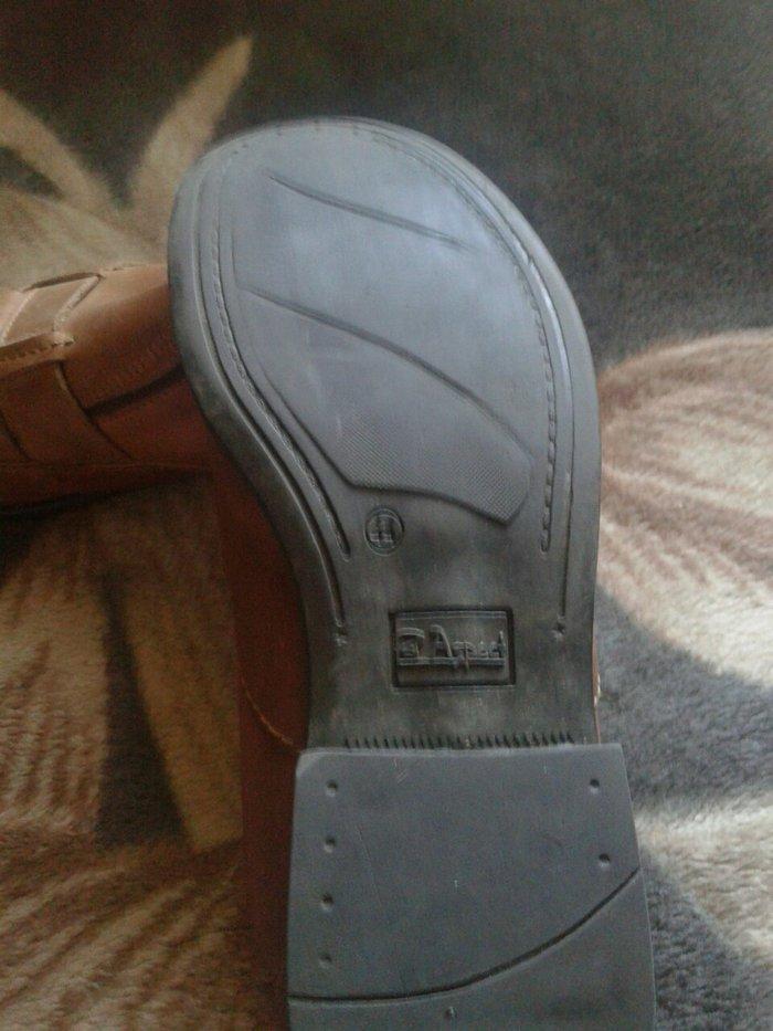 Мужские летние сандали,б/у
