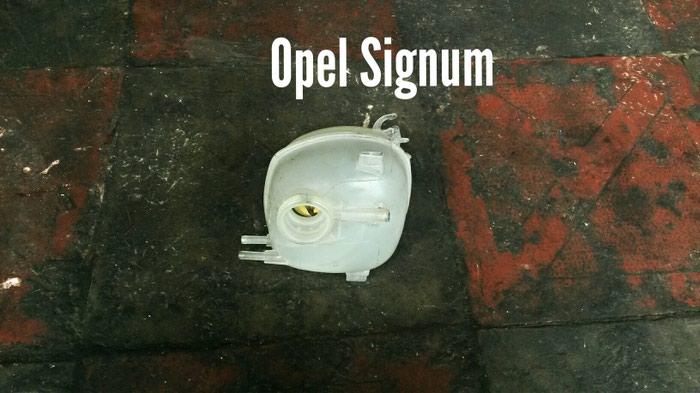 Opel Signum Antifriz Baçoku. Photo 0