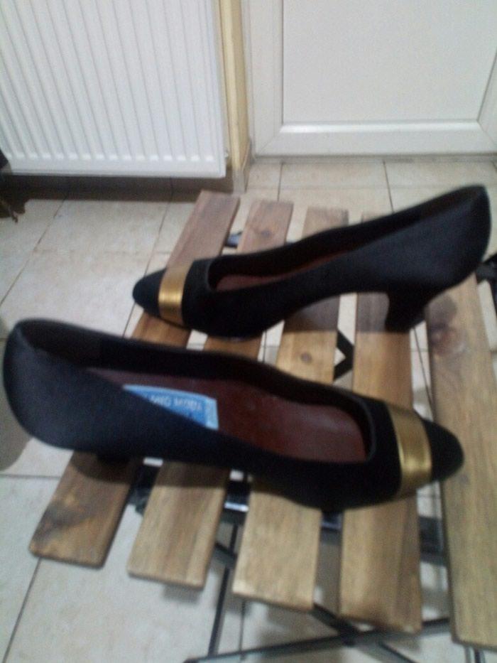Cipele Milano Moda br 40, stikla 7cm.. Photo 7