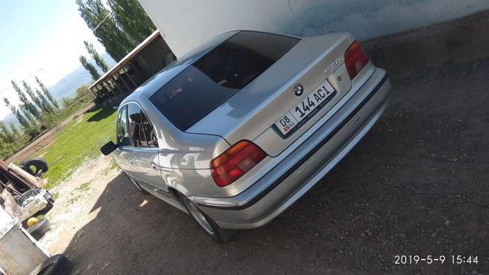 BMW 520 2000. Photo 2