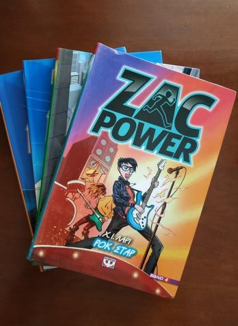 Zac Power 1-4