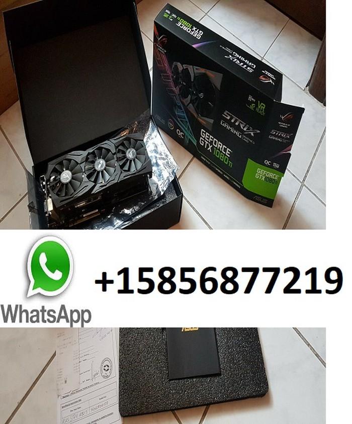 Asus ROG STRIX GTX 1080 O8G. Photo 0