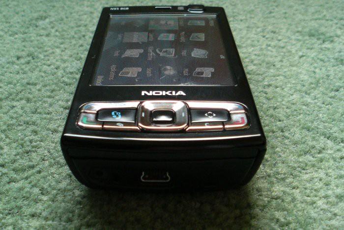 Nokia n95 8gb πληρως λειτουργικο χωρις φορτιστη σε Νίκαια