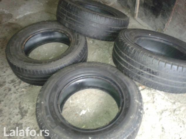 prodajem gume 16ke letnje c. guma - Kikinda