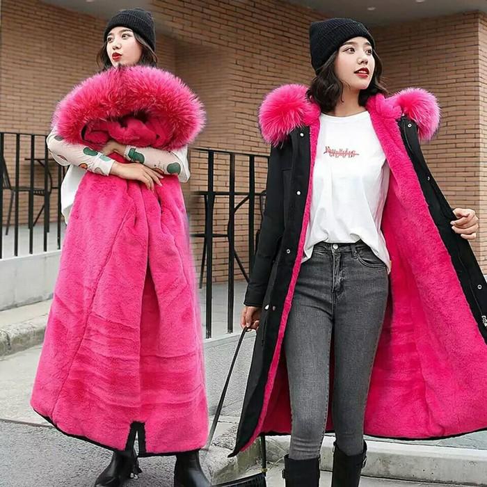 Зимный пальто для женщины. Photo 1