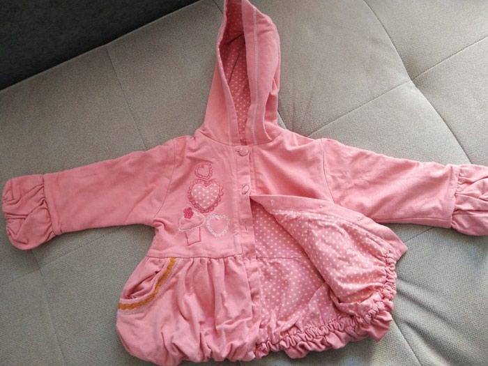Prolećna pamucna jaknica 86 vel. Kao nova je