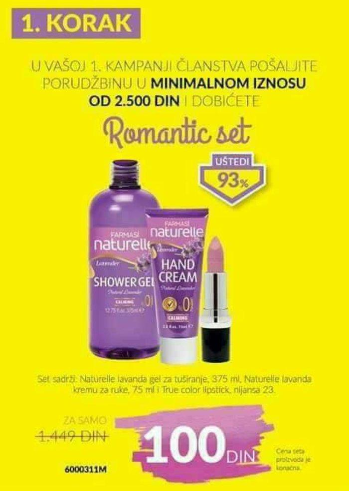 Farmasi -prirodna kozmetika - Novi Sad